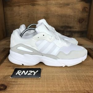 NEW Adidas Yung-96 Cloud White Grey